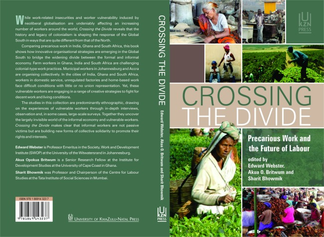 Crossing the Divide book cover