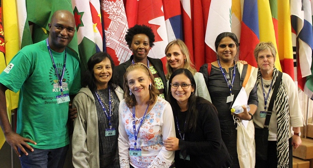 informal worker reps at ILC 2018