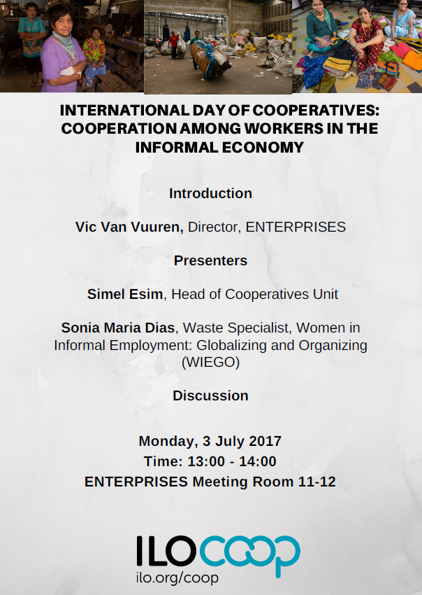 International Cooperative Day Seminar Invitation