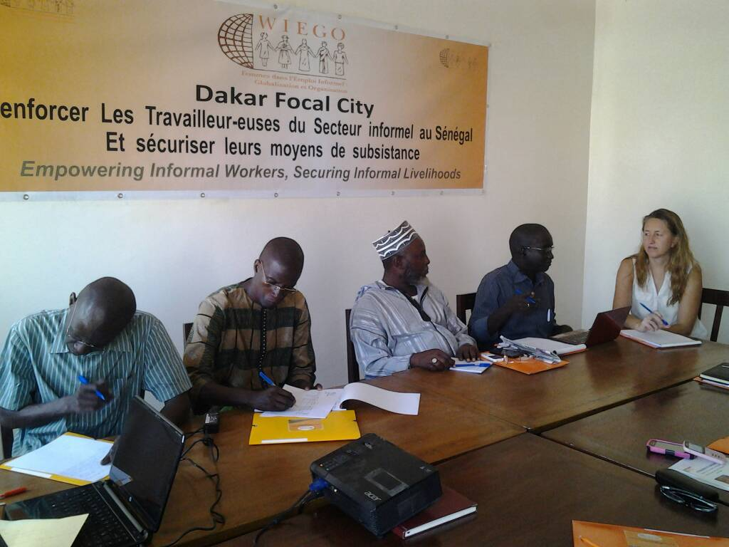 Dakar Focal City event on May 2017