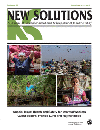 New Solutions Journal - Special Issue on Health and Safety for Informal Workers