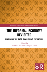 The Informal Economy Revisited by Chen and Carre book Cover
