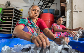 Informal workers in India