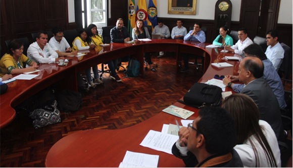 Popayán´s Account Reconciliation Committee