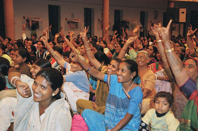 Home-Based Workers Assembly, India