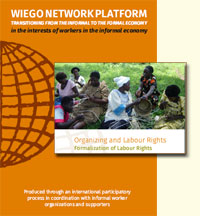 WIEGO Network Platform: Transitioning from the Informal to the Formal Economy