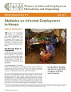 Statistics on Informal Employment in Kenya