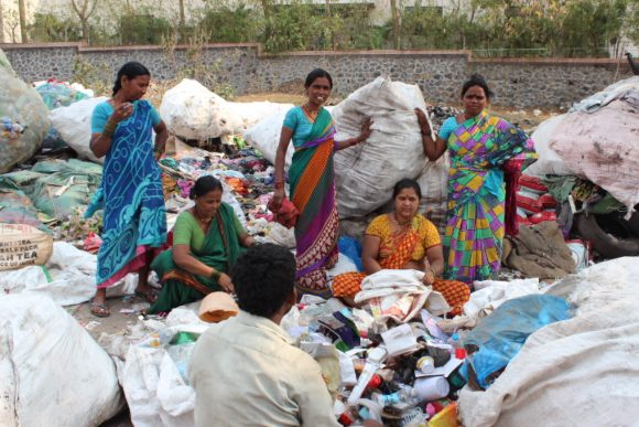 Pune waste pickers