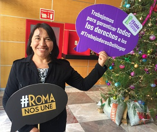 Domestic Workers film Roma