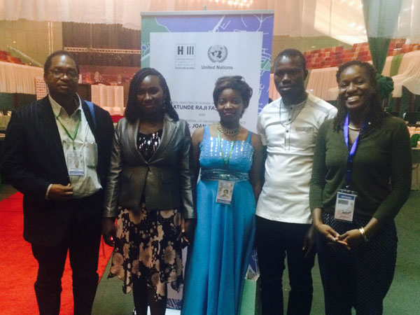 FIWON and WIEGO at the Africa Regional Meeting
