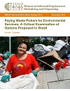 Paying Waste Pickers for Environmental Services - book cover