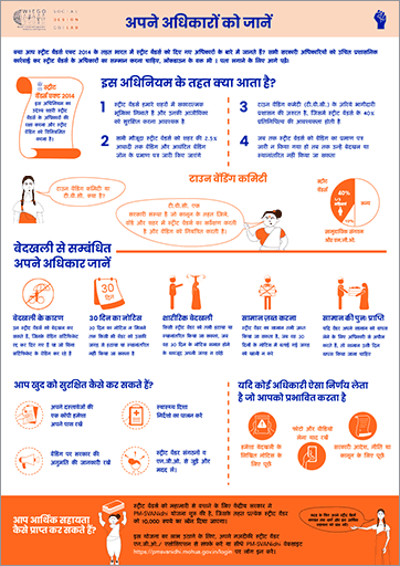 Know your rights Poster (Hindi) thumbnail