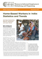 Home-Based Workers in India: Statistics and Trends