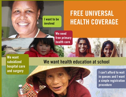 what is a universal worker in health care