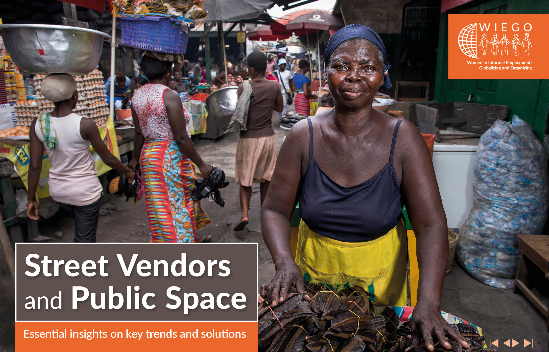 Street Vendors and Public Space Ebook Cover