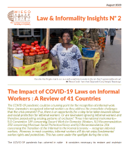 cover image Law newsletter