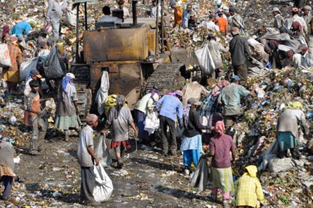 waste pickers India