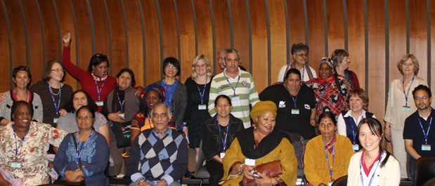 International Labour Conference, 2014  - WIEGO Delegates