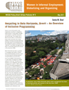 Recycling in Belo Horizonte, Brazil - An Overview of Inclusive Programming