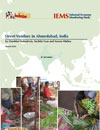 IEMS City Report - Street Vendors in Ahmedabad