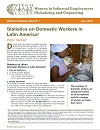 Statistics Domestic Workers Latin America