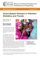 Home-Based Workers in Pakistan: Statistics and Trends