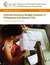 Informal Economy Budget Analysis