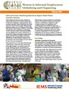 Executive Summary: Informal Economy Monitoring Study Waste Picker Secotr Report