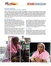 IEMS Executive Summary - Home-based Workers in Lahore, Pakistan