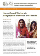 Home-Based Workers in Bangladesh: Statistics and Trends