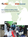 City Report: Street Vendors in Nakuru, Kenya - Informal Economy Monitoring Study (IEMS)