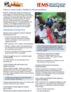 Policy Recommendation, IEMS - Nakuru's Street Vendors: Realities & Recommendations