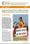 Legal and Policy Tools to Meet Informal Workers Demands: Lessons from India