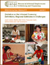 Statistics on the Informal Economy: Definitions, Regional Estimates & Challenges