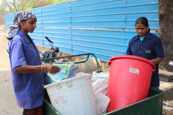 Pune waste collection