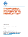 Eliminating Legal Barriers WIEGO Brief