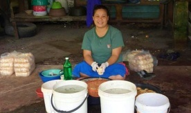 Thai home-based worker