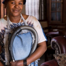 Domestic worker in Joburg, South Africa