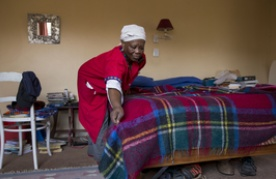 South African Domestic Worker, Stella Nkosi